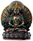 quan yin pictures - Bronze Amitayus Sitting On Lotus Buddhism Decoration Figurine