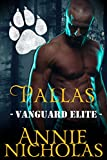 Pallas: Vampire Romance (Vanguard Elite Book 5)