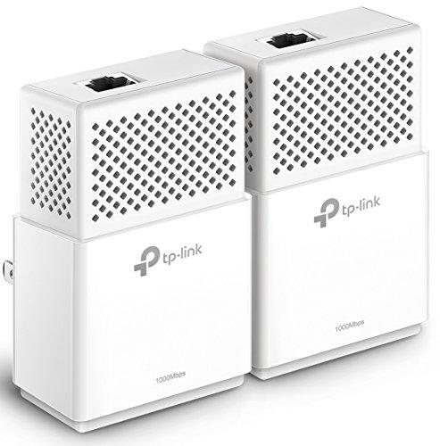 TP-Link AV1000 Gigabit Powerline ethernet Adapter kit, Powerline speeds up to 1000Mbps (TL-PA7010 KIT) by TP-Link (Image #2)