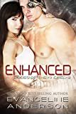 Enhanced: Brides of the Kindred 12 (Alien Scifi Romance)