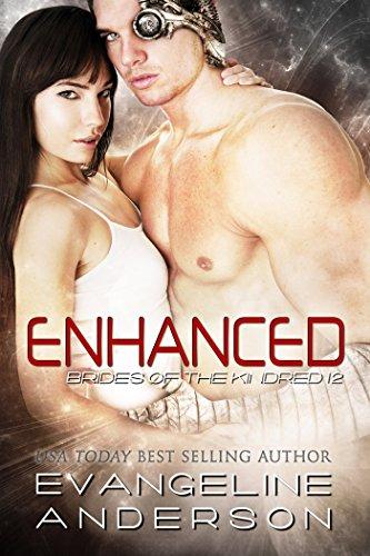 (Enhanced: Brides of the Kindred 12 (Alien Scifi Romance))