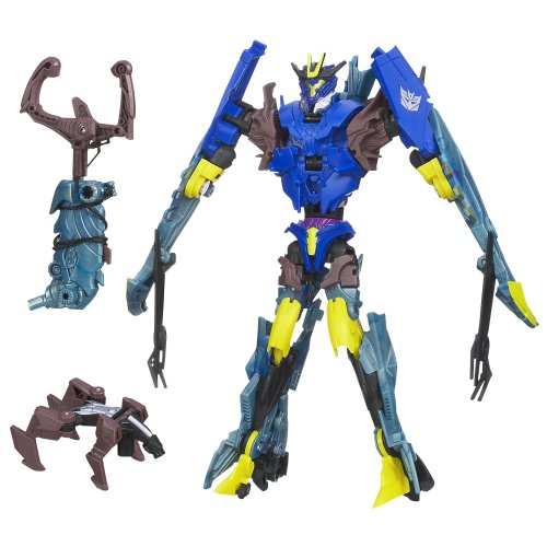 Transformers Beast Hunters Deluxe Class Soundwave Figure by Transformers