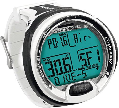 Cressi leonardo wrist dive computer air nitrox w - Computer dive watch ...