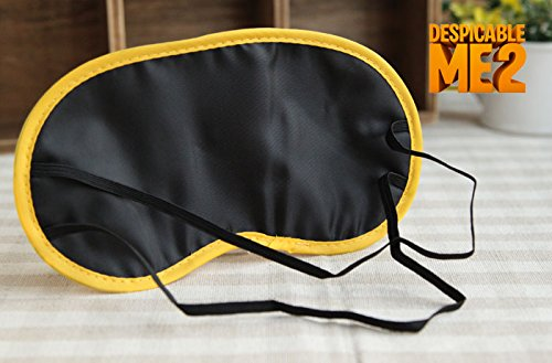 8341c77df35 Cute Anime Despicable Me Eye Mask Cosplay Props Masks for Sleeping Travel - Buy  Online in Oman.