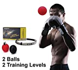 [2018 Design] Boxing Reflex Ball Fight Speed Punching Ball On String With Headband Boxing Training Equipment Improves Hand Eye Coordination