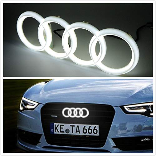 Audi LED Grill Running Lights