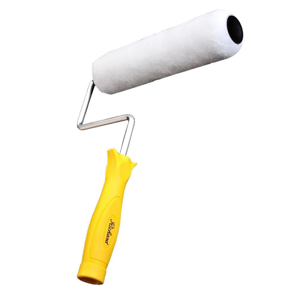 Homyl Foam Paint Roller Brush, Aluminum Rods, For Brushing Uniform, Home Tool