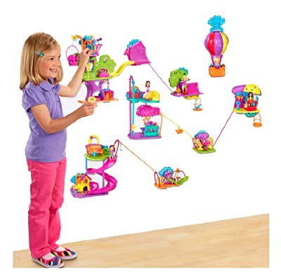 Polly Pocket Wall Party Ultimate All-in-one Playset by Mattel