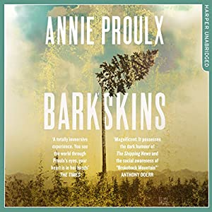 Barkskins Audiobook
