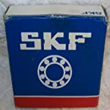 SKF Spherical Radial Bearing, Straight Bore, Lubrication Groove, 3 Hole Outer Ring, Steel Cage, C3 Clearance