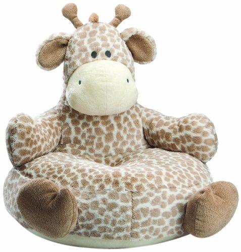 Nat and Jules Jordan Giraffe Chair - New Chaise Lounge Chair