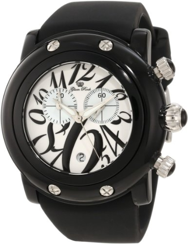 Glam Rock Women's GK1135 Miami Beach Chronograph White Dial Watch