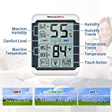 ThermoPro TP55 2 Pieces Digital Hygrometer Indoor