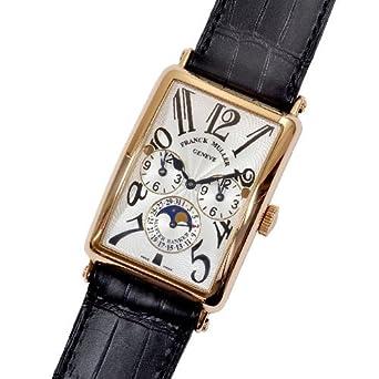 best sneakers 73ea4 c1791 Amazon | フランクミュラー メンズ腕時計 マスターバンカー ...