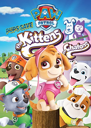 VHS : PAW Patrol: Pups Save the Kittens