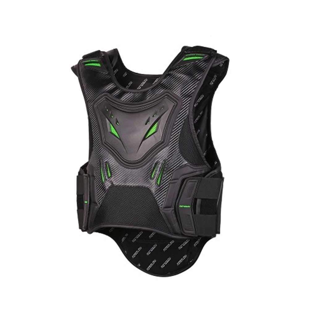 TZTED Rückenprotektor Sportschutz Rüstungsweste luftdurchlässiges für Ski und Snowboard Schutzkleidung