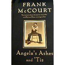 Frank McCourt Two Memors (Angela's Ashes & 'Tis)