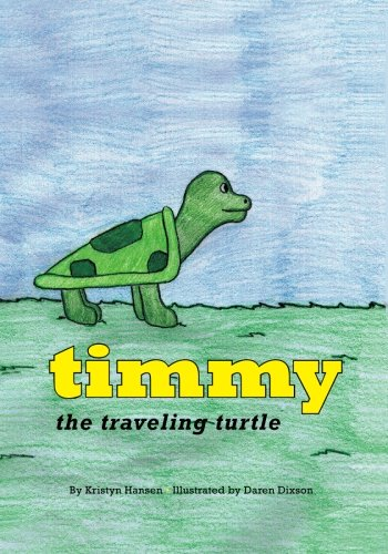 Timmy the Traveling Turtle