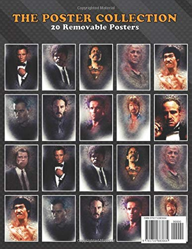Poster Collection: Badass Characters James Bond Action ...