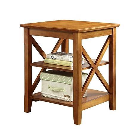 Amazon.com: Muebles de salón CJC para mesa, mesa, mesita de ...