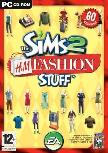 The Sims 2: H&M Stuff Expansion Pack (PC CD) [Importación inglesa]: Amazon.es: Videojuegos