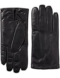 Men's Smooth Leather smarTouch Gloves