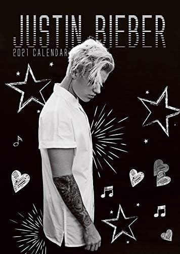Justin Bieber 2021 Kalender A3