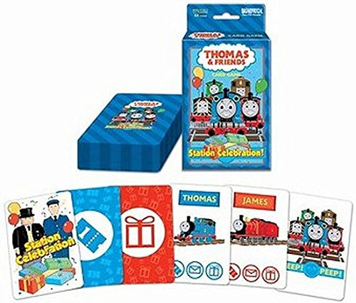 (Thomas Birthday Surprise Card Game)