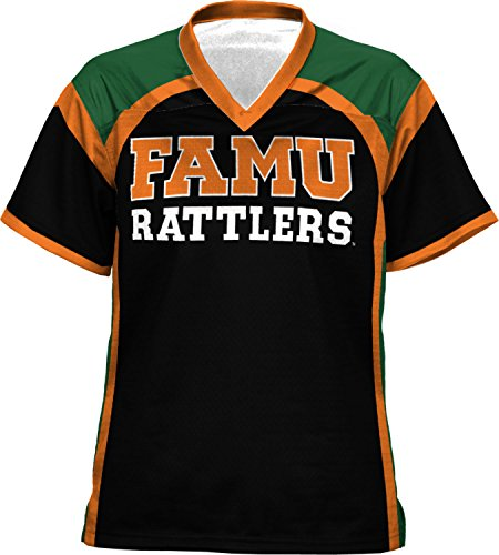 ProSphere Women's Florida A&M University Red Zone Football Fan Jersey - Tallahassee Shopping Fl