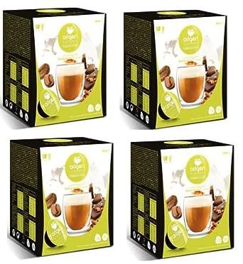 Cápsulas Compatibles Dolce Gusto®* Origen Sensations Capuchino 64 bebidas: Amazon.es: Alimentación y bebidas