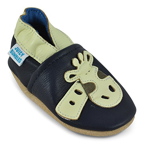 Beautiful Soft Leather Baby Shoes - Crib Shoes with Suede - Crib Baby Shoes Boys For