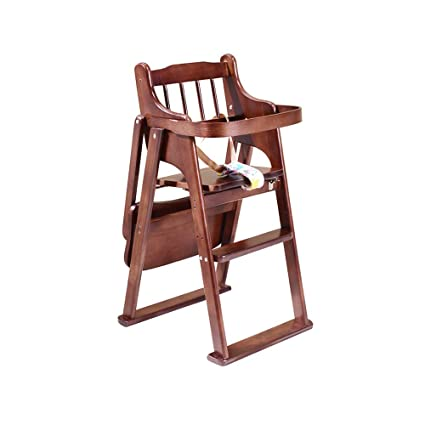 Amazon.com: QIDI Childrens Dining Chair Baby Table Solid ...