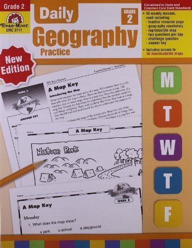 daily geography practice grade 2 - 6