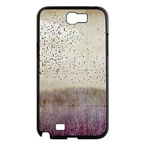 Bird New Fashion DIY Phone Case for Samsung Galaxy Note 2 N7100,customized cover case ygtg566534