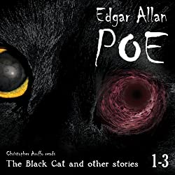 Edgar Allan Poe Audiobook Collection 1-3