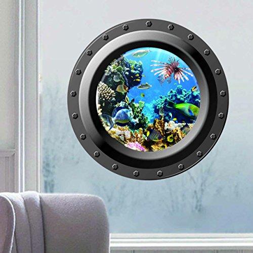 714602547756 upc ecloud shop sticker mural d coration for Decoration fenetre ronde