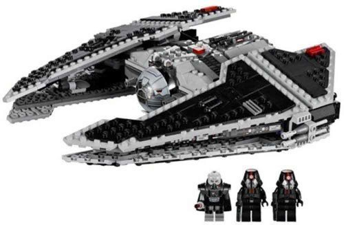 LEGO-Star-Wars-9500-Sith-Fury-class-Interceptor-parallel-import-goods