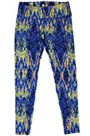 90 Degree By Reflex - Peachskin Brushed Printed Leggings - Yoga Pants