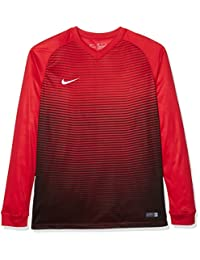 Nike Dry Precision IV LS Jersey-832992-657 Camiseta de Manga Larga para  Niños 7425d87d876ed