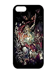WMSHOPE? iPhone 4 4s Case Cover ZOMBIESINWONDERLAND FOR
