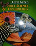 Holt Science and Technology, Holt, Rinehart and Winston Staff, 0030385776