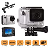 Discovery Adventures HD Sports Action Video Camera 16M 1080p 1.5