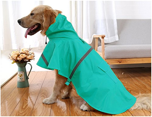 Mikayoo Large Dog Raincoat