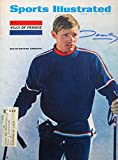 Killy, Jean Claude 2/21/66 autographed magazine
