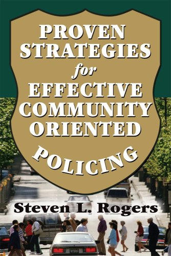 Proven Strategies For Effective Community Oriented Policing