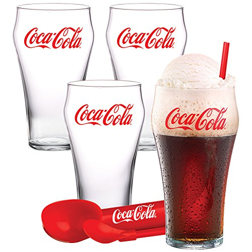 Coca Cola Ice Cream Float 9 piece