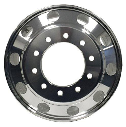 ZX01101 Aluminum Wheels 24.5 x 8.25 Hub Pilot PCD:10X285.75