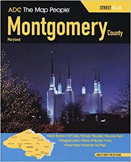 Adc the map people montgomery county maryland atlas montgomery adc the map people montgomery county maryland atlas montgomery county md street map book adc maps 9780875304946 amazon books gumiabroncs Choice Image