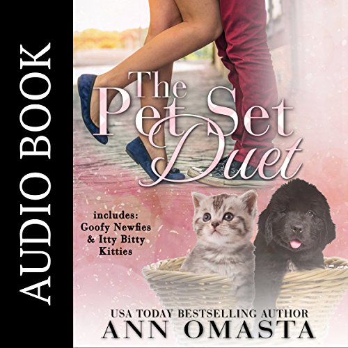 The Pet Set Duet: Goofy Newfies & Itty Bitty Kitties