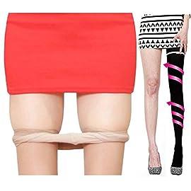 queenneeup Women's Magic Slim Leg Ultra High Compression Stockings